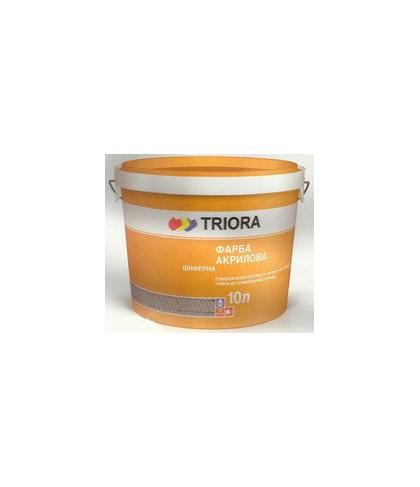 Краска шиферная акриловая TRIORA