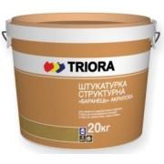 "Штукатурка структурная TRIORA ""Барашек"""