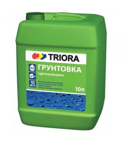 Грунтовка гидроизоляционная TRIORA