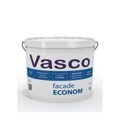 Vasco Facade Econom