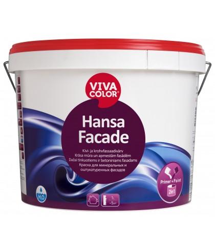 Vivacolor Hansa Facade