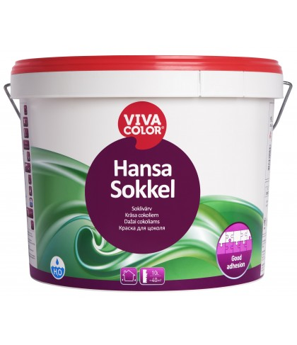 Vivacolor Hansa Sokkel