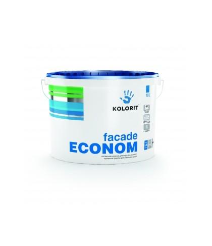 Kolorit Facade Econom