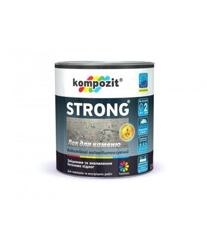 Лак по камню Kompozit STRONG (Композит Стронг)