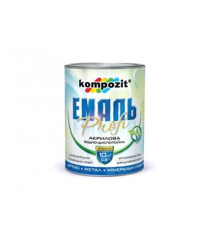 Эмаль акриловая Kompozit PROFI (Композит Профи)