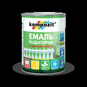 Эмаль акриловая радиаторная Kompozit