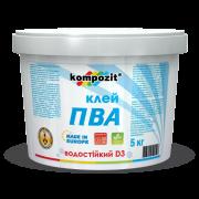 Клей ПВА D3 Kompozit®