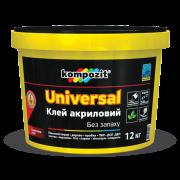 Клей акриловый Kompozit UNIVERSAL
