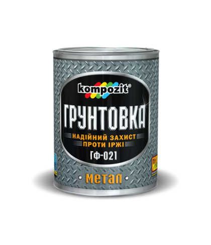 Грунтовка ГФ-021 Kompozit®