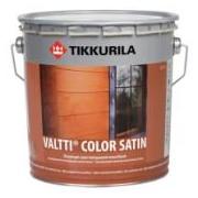 Tikkurila Valtti Color Satin (Тиккурила Валтти Колор Сатин) лессирующий антисептик